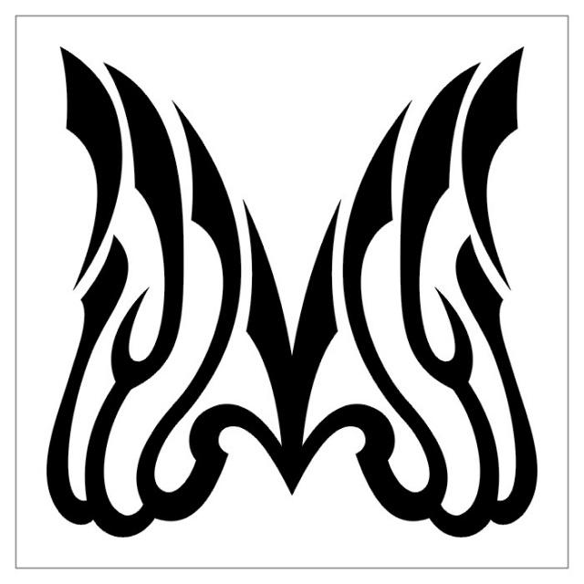 татуировки эскизы трайбл (24)