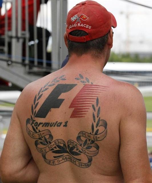 Спортивные татуировки фанатов (26)