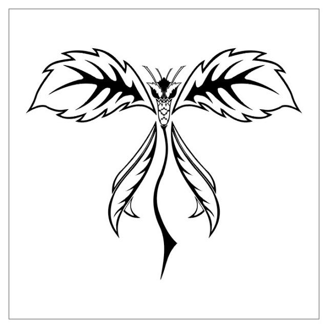 татуировки эскизы трайбл (22)