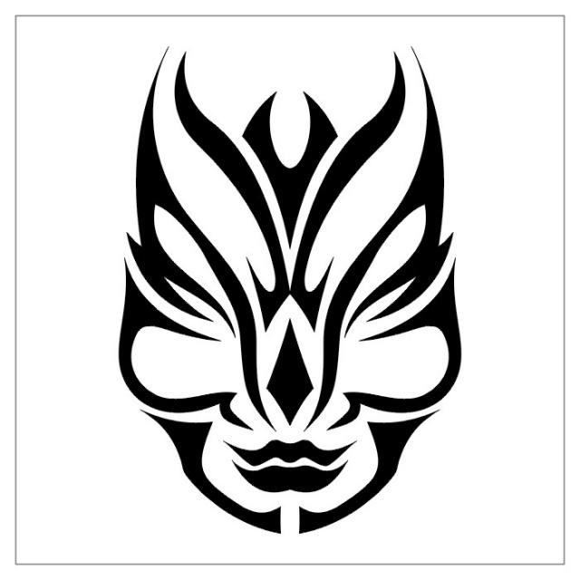 татуировки эскизы трайбл (19)