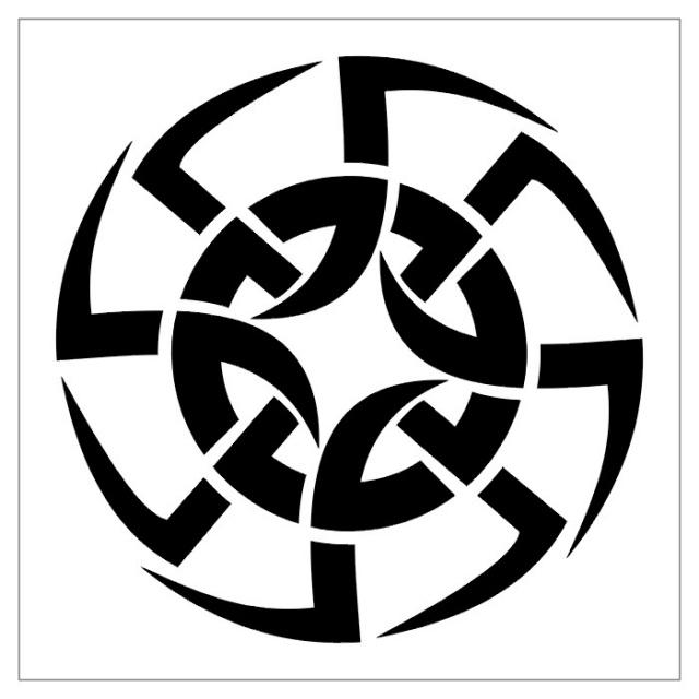 татуировки эскизы трайбл (12)