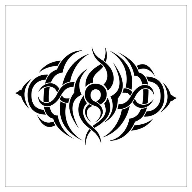 татуировки эскизы трайбл (10)
