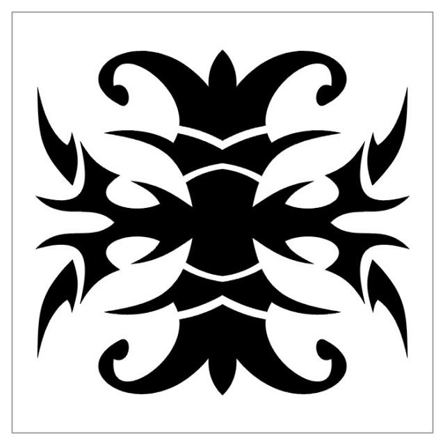 татуировки эскизы трайбл (9)