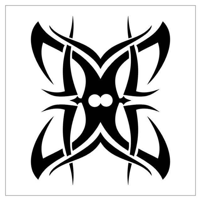 татуировки эскизы трайбл (7)