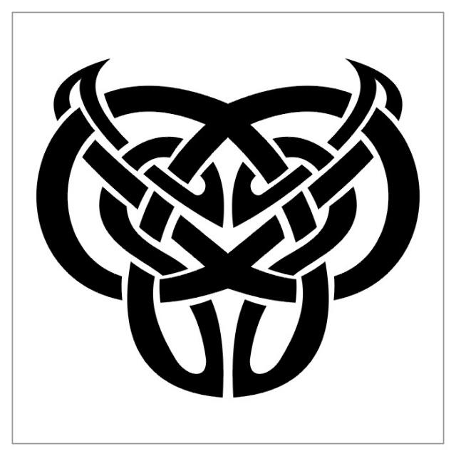 татуировки эскизы трайбл (3)