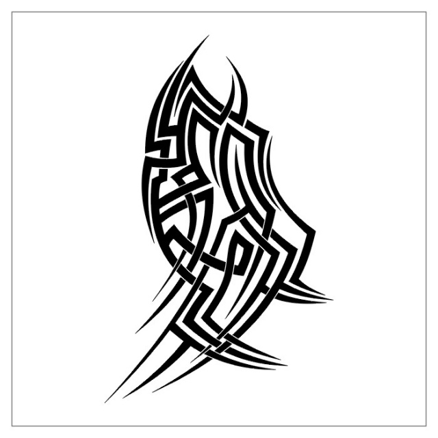 татуировки эскизы трайбл