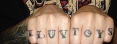 татуировки на пальцах (12)