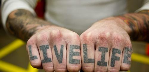 татуировки на пальцах (25)