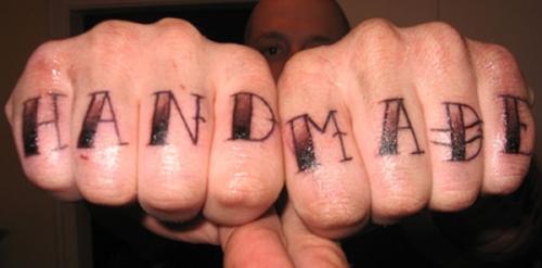 татуировки на пальцах (6)