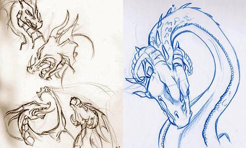 татуировка дракон (33)