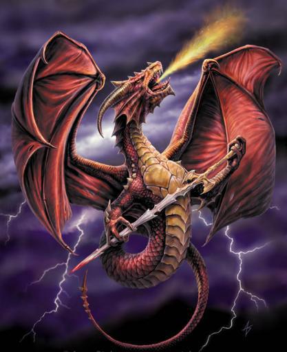 татуировка дракон (30)