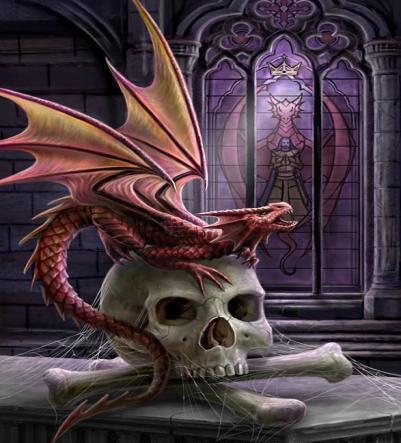 татуировка дракон (29)