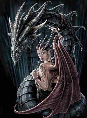 татуировка дракон (28)