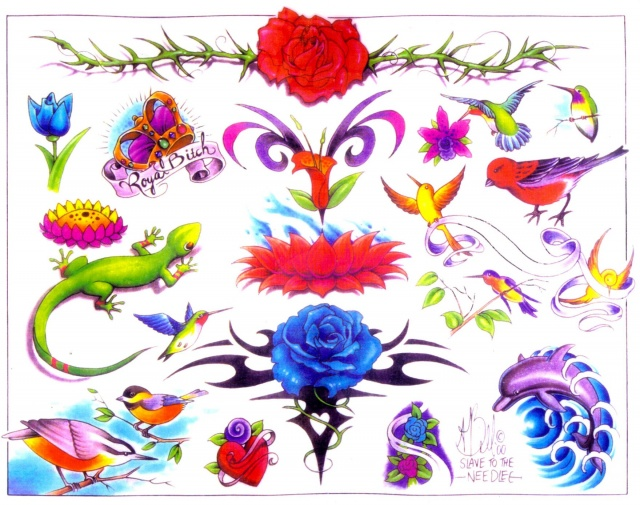 татуировки подарки на день святого валентина (46)