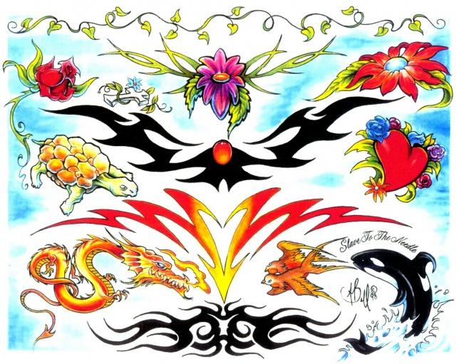 татуировки подарки на день святого валентина (45)