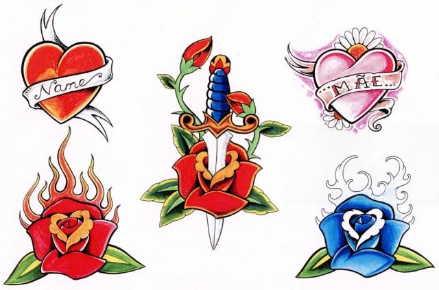 татуировки подарки на день святого валентина (44)