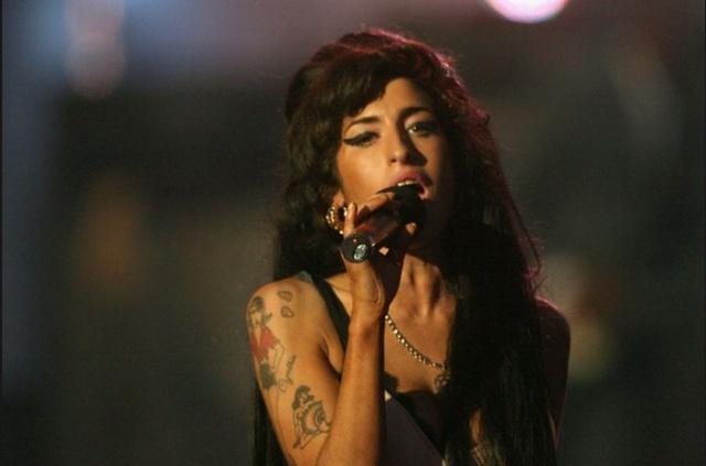 татуировки знаменитостей Amy Winehouse