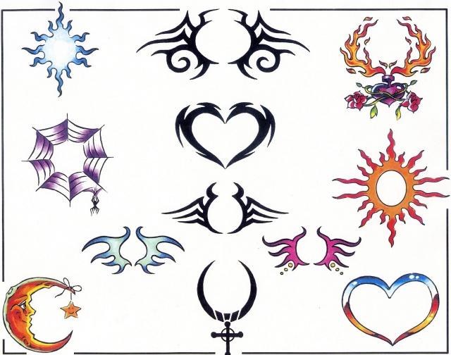 татуировки подарки на день святого валентина (37)