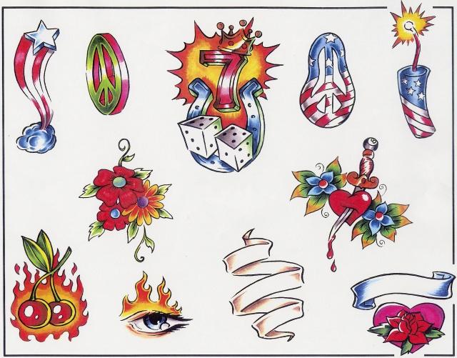 татуировки подарки на день святого валентина (36)