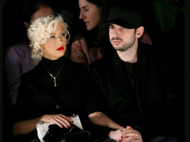 татуировки знаменитостей Christina Aguilera