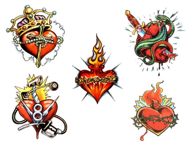 татуировки подарки на день святого валентина (27)