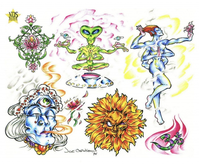 эскизы татуировок (11)