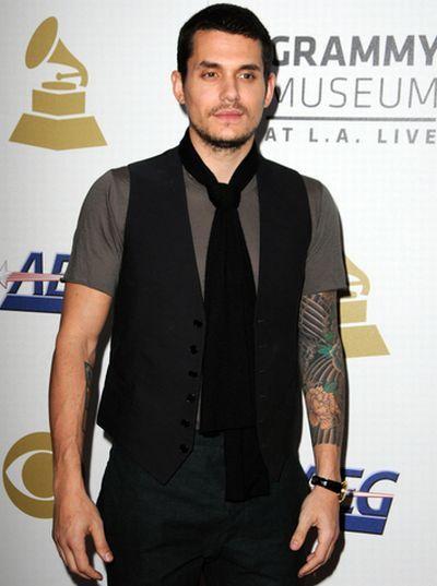 татуировки знаменитостей John Mayer