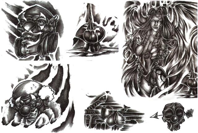 татуировки 3d (10)