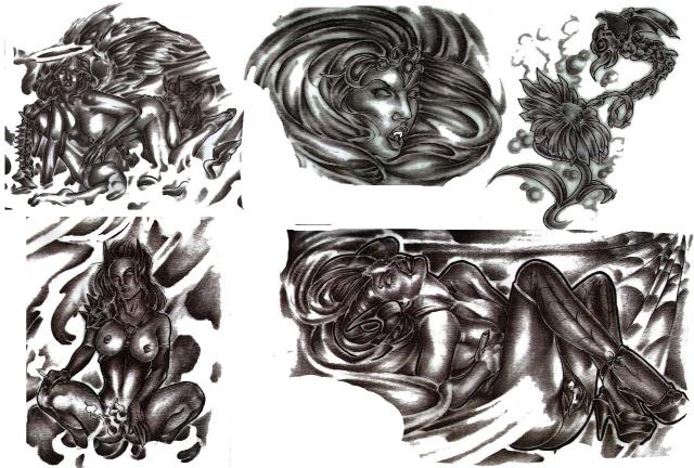 татуировки 3d (8)