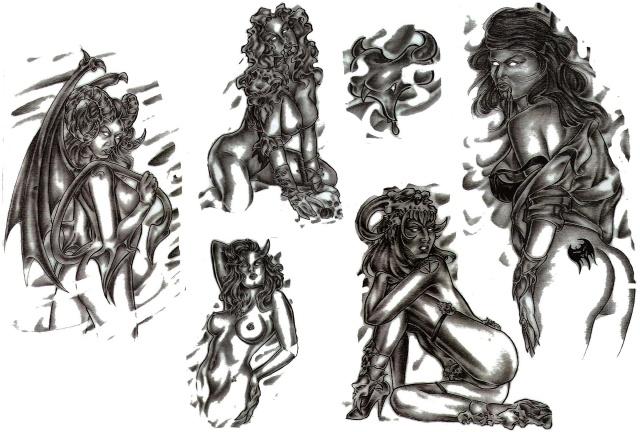 татуировки 3d (7)