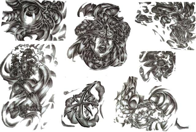 татуировки 3d (5)
