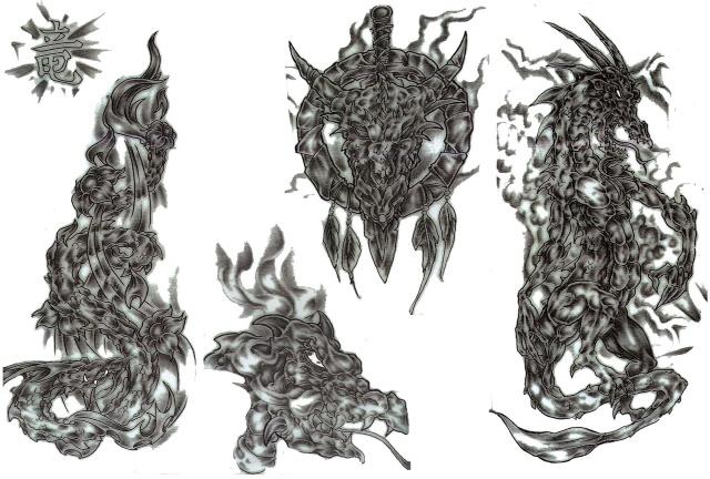 татуировки 3d (2)