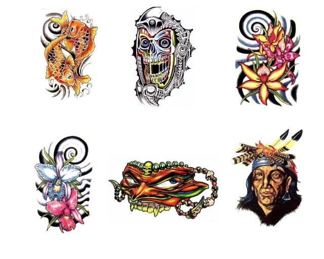 эскизы татуировок индейцы
