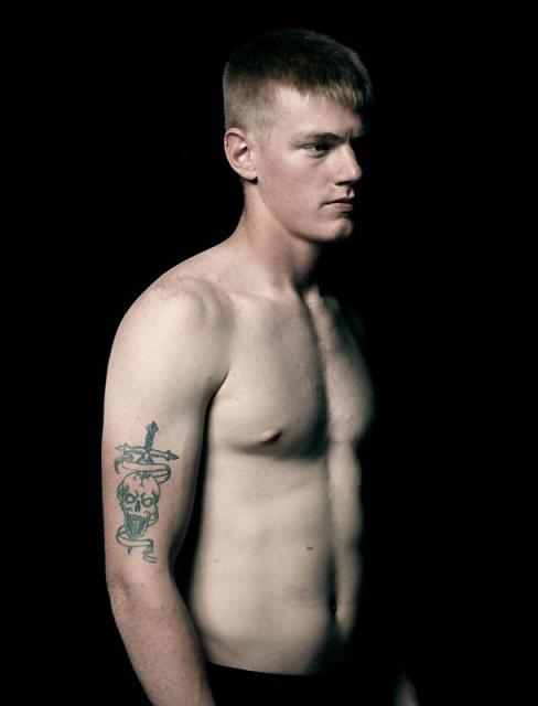 Армейские татуировки американских солдат (3)