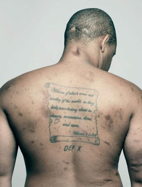 Армейские татуировки американских солдат (13)