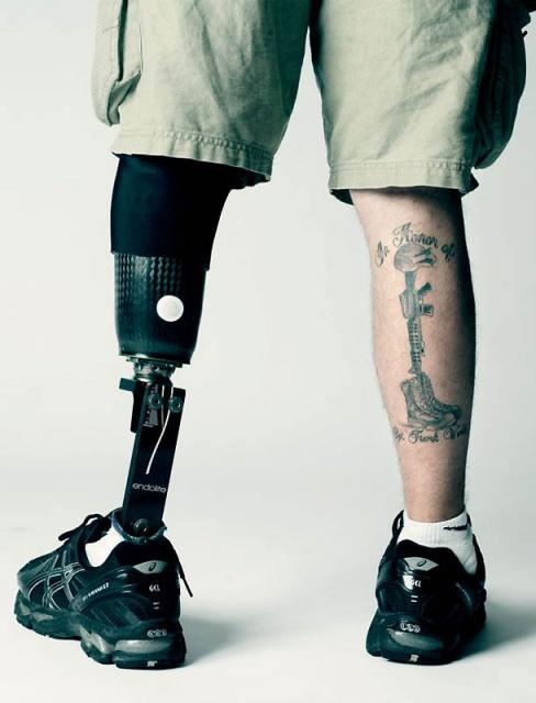Армейские татуировки американских солдат (1)