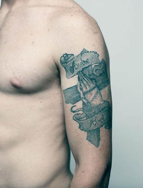 Армейские татуировки американских солдат (10)