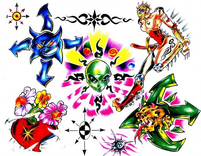 татуировки подарки на день святого валентина (29)