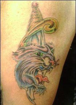 татуировки котов (24)