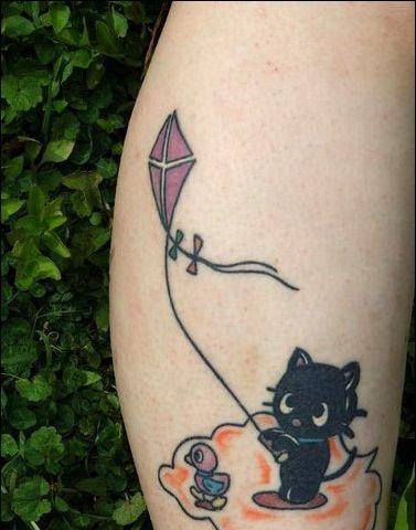 татуировки котов (23)