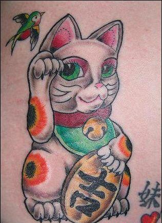татуировки котов (21)