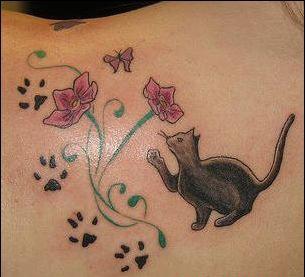 татуировки котов (20)