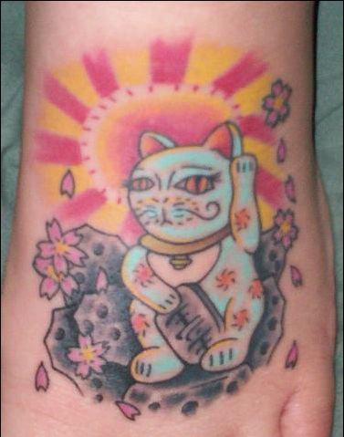 татуировки котов (18)