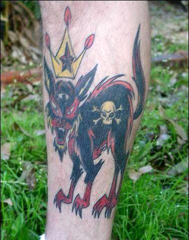 татуировки котов (11)