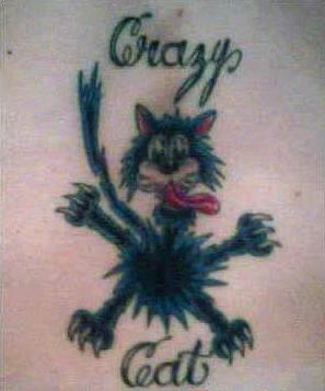 татуировки котов (8)