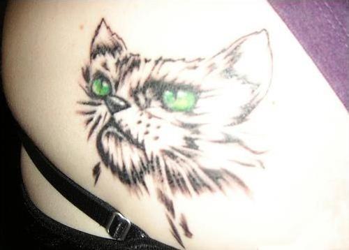 татуировки котов (6)