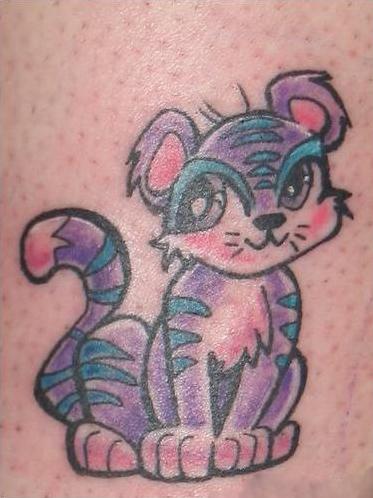 татуировки котов (4)