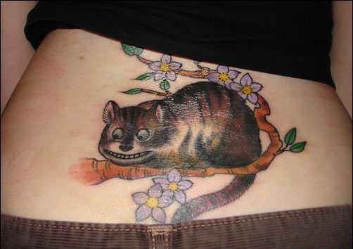 татуировки котов (3)