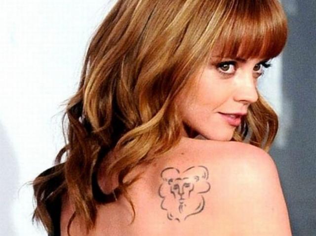 татуировки знаменитостей (23)