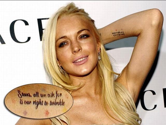 татуировки знаменитостей (21)